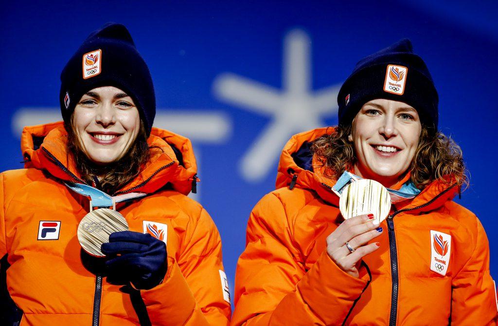OS: Wust en Leenstra gehuldigd voor 1500 meter
