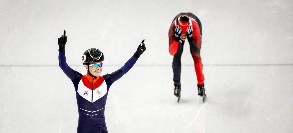 Van Kerkhof in finale 500 meter