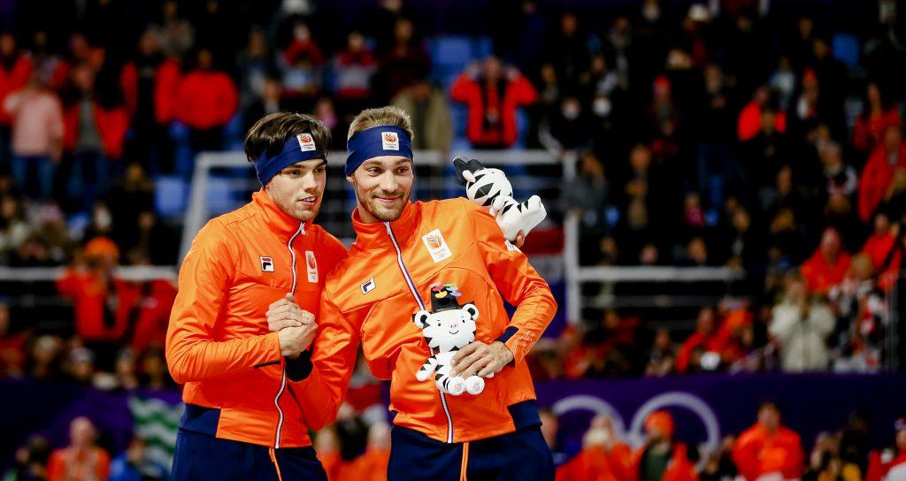 OS: Schaatsen 1500 meter mannen