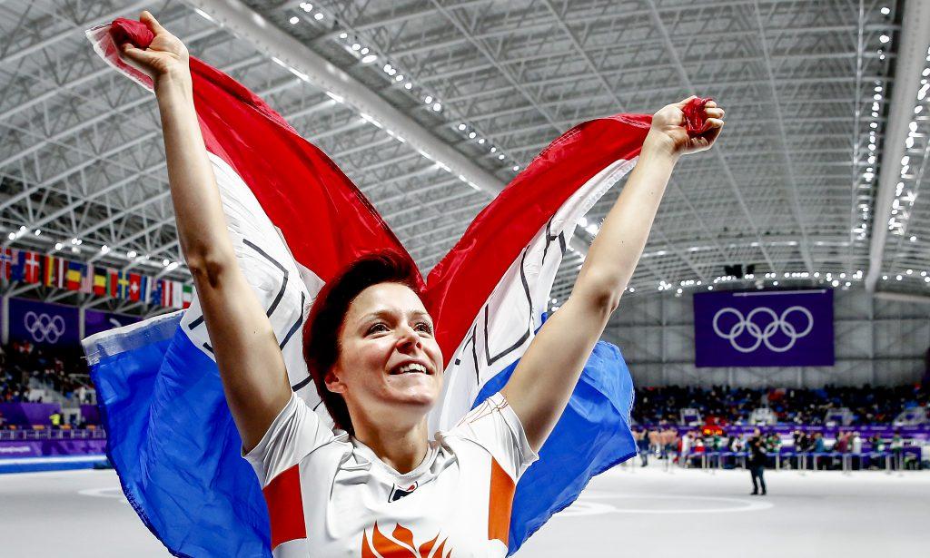 OS: schaatsen 1000 meter (v)