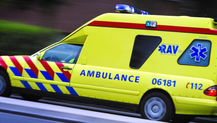 Stiptheidsacties ambulancepersoneel