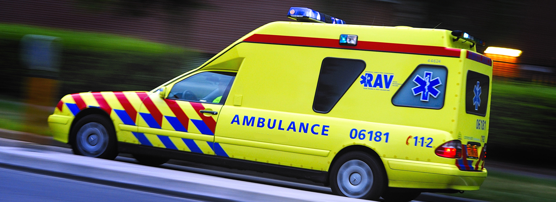 Stiptheidsacties ambulancepersoneel