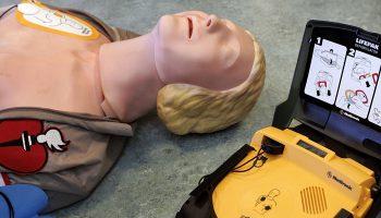Durf AED te gebruiken