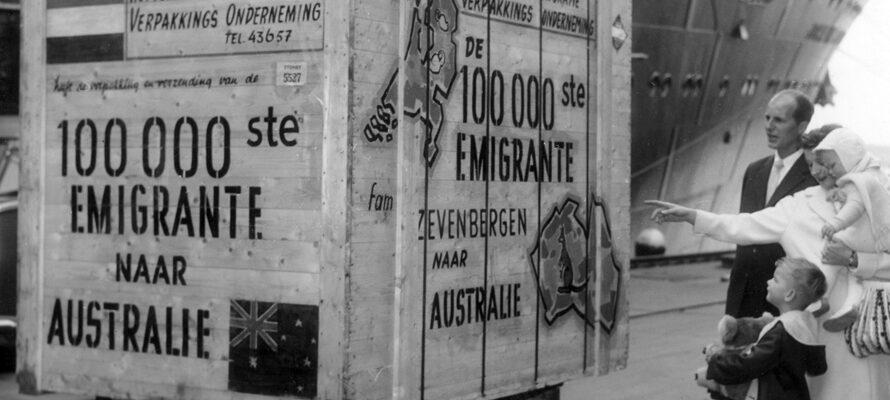 Emigratie Nederland