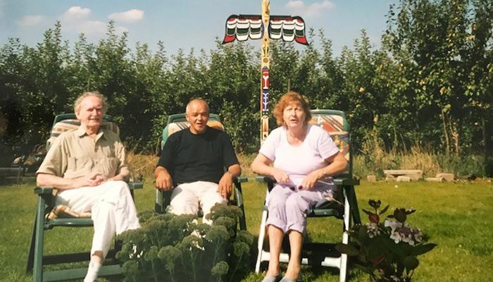 Lloyd, Willy en Olga