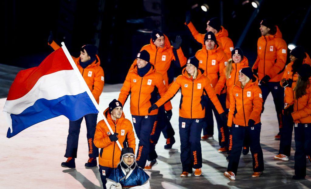 OS: Opening Olympische Winterspelen