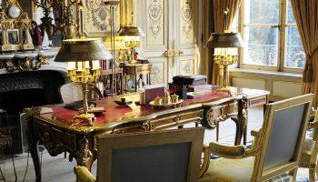 bureau van de Koning