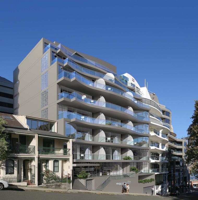 Quadrant Apartments, Milsons Point