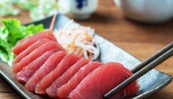 tonijnsashimi
