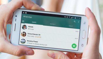 WhatsApp-bericht