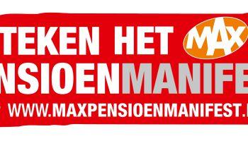 MAX Pensioenmanifest