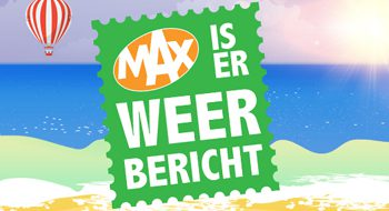 max is er weerbericht