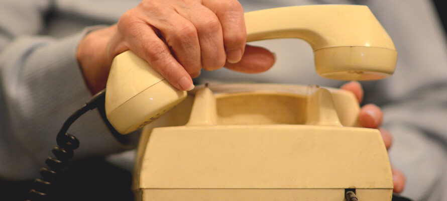 telefonische verkoop