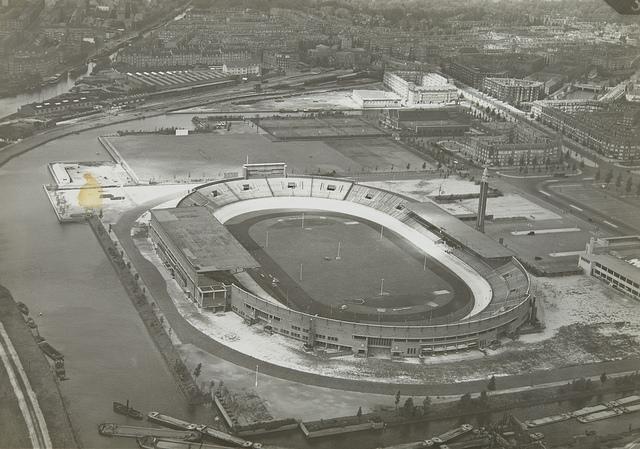 Olympische stadion Amsterdam