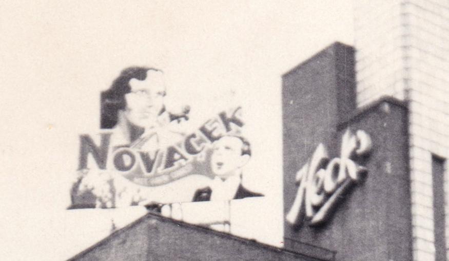 Evelyn Novacek Heck's