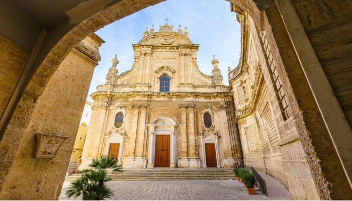 Cathedral Maria Santissima della Madia