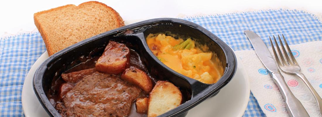 Veel tafeltje-dek-je maaltijden nog steeds onder de maat - MAX Vandaag