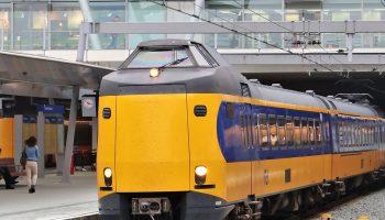 Treinverkeer Utrecht