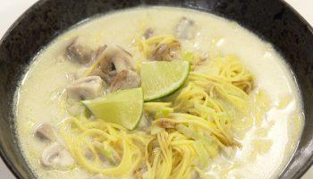 thaise paddenstoelensoep