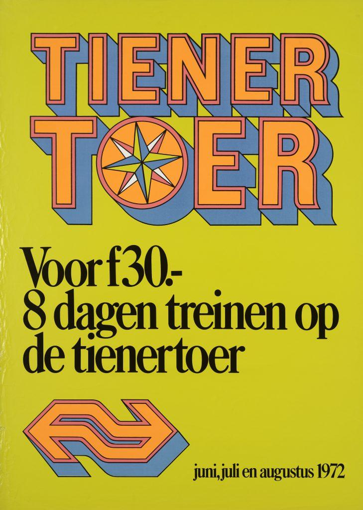 Tienertoer 1972