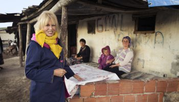 joanna lumley silk road tv series