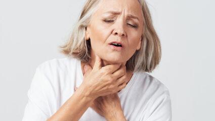 keelpijn
