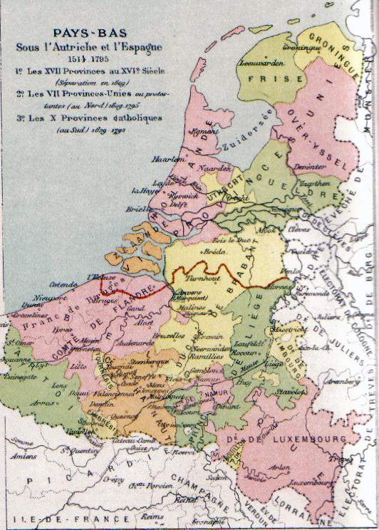 Spaanse Nederlanden