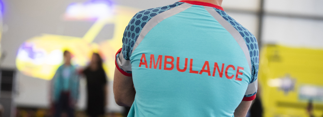 ambulancepersoneel