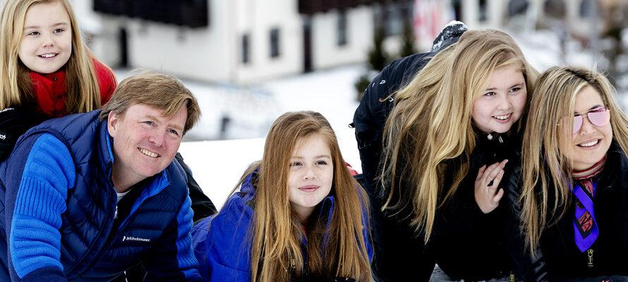 koninklijke familie in Lech
