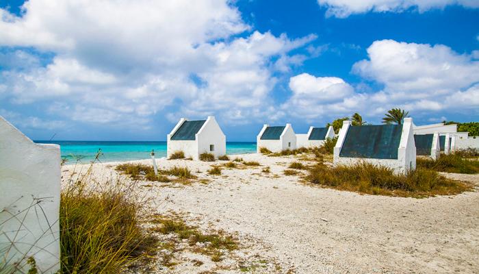 Slavenhuisjes, Bonaire