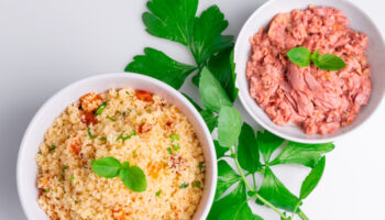 Couscous tonijn