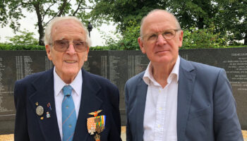 In de voetsporen van D-Day met Philip Freriks