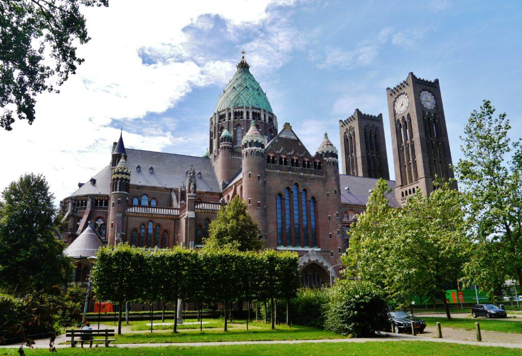 kathedraal haarlem