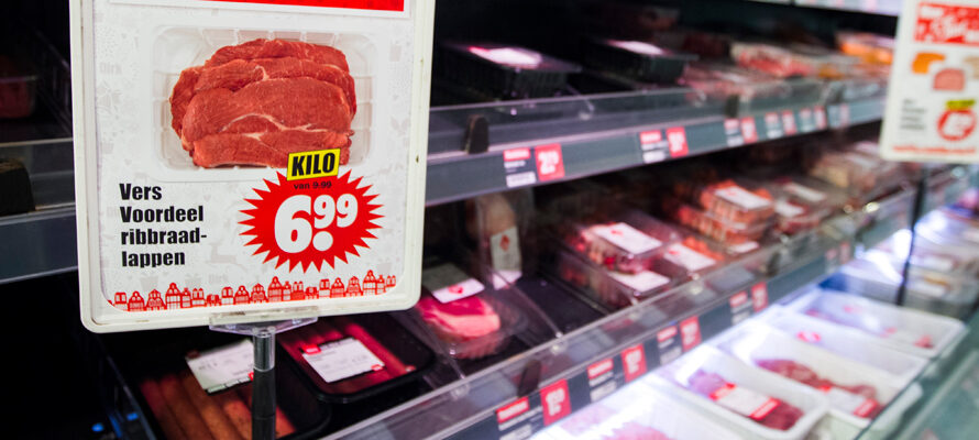 aanbieding supermarkt