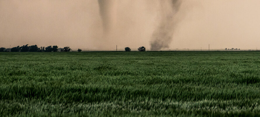 tornado's
