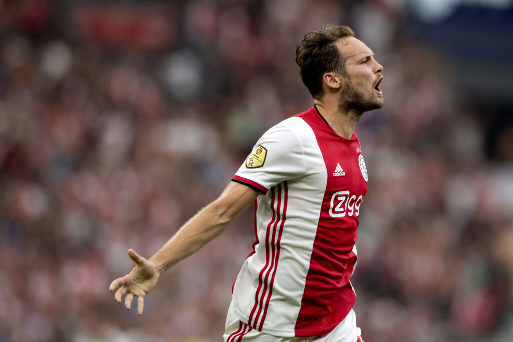 Daley Blind scoort