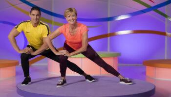 Olga en Duco van Nederland in Beweging!