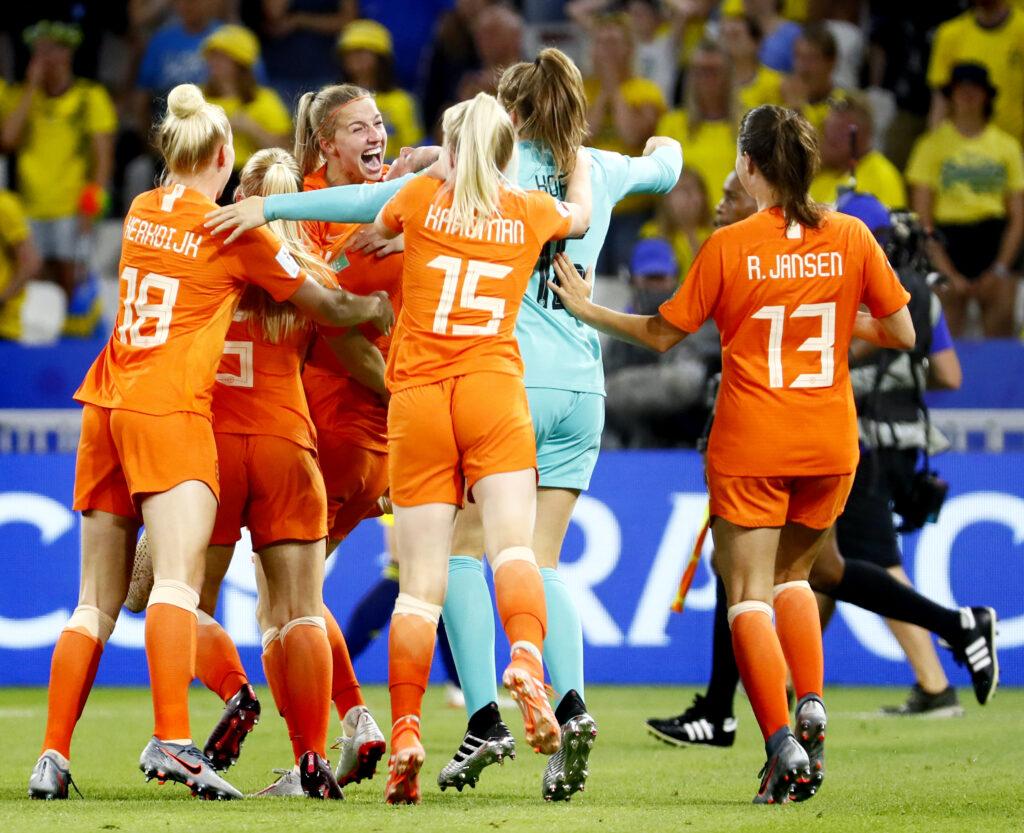 Oranje Leeuwinnen