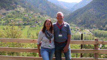 Petra en Willem