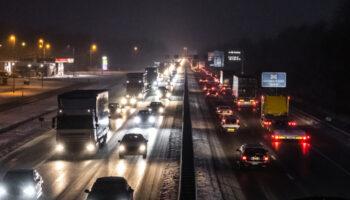 verlichting op snelwegen