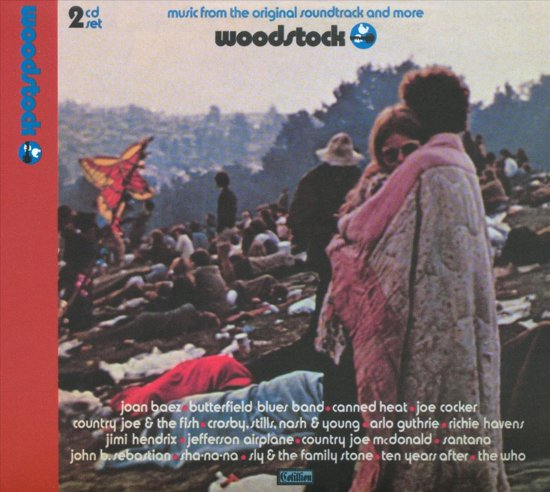 cover Woodstock