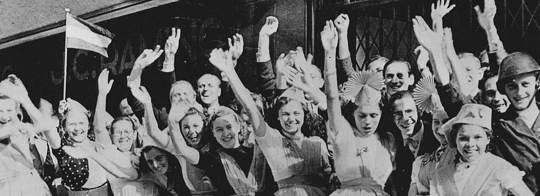 75 jaar vrijheid