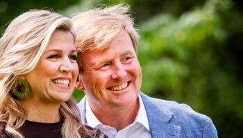 Willem-Alexander en Máxima, 75 jaar vrijheid