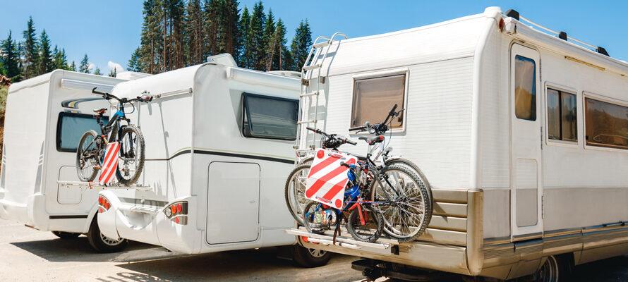 caravan en camper schoonmaken