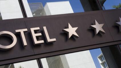hotel sterren