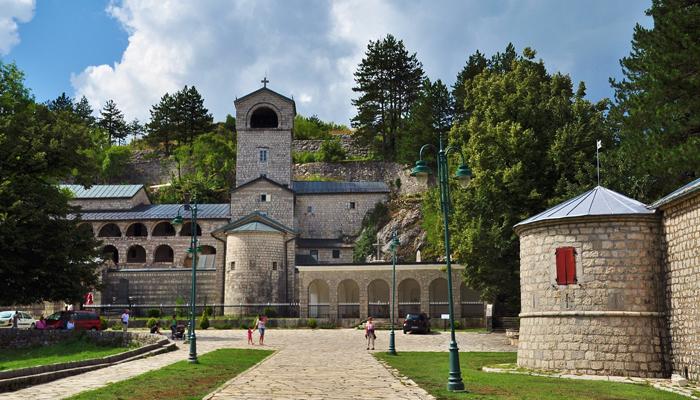 Klooster Cetinje