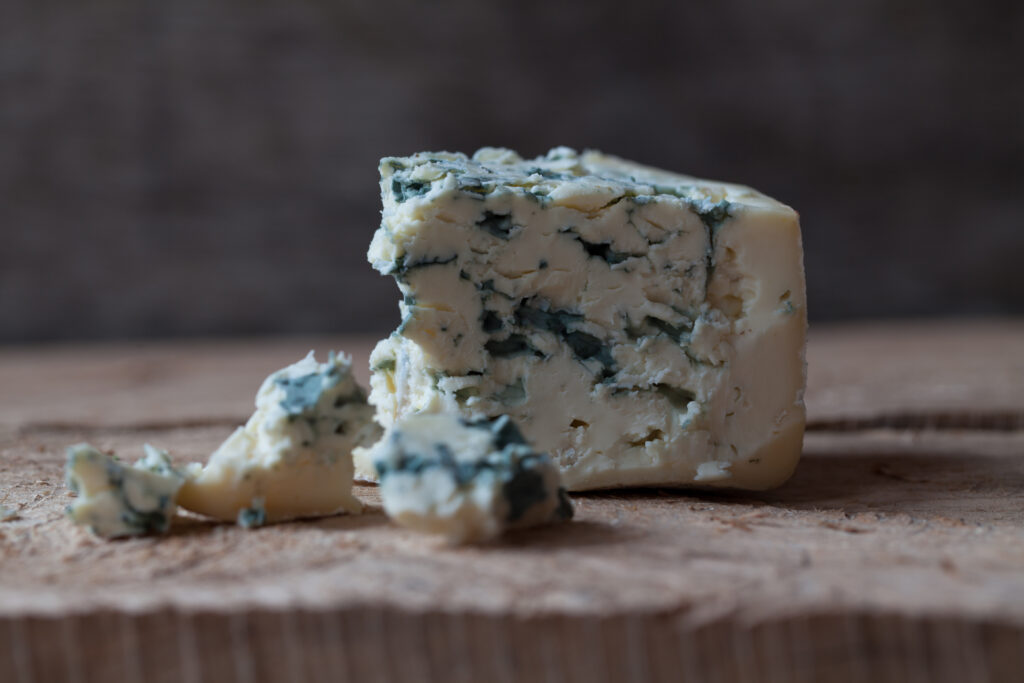 Blauwe kaas