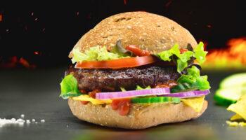 hamburger op abdijbrood