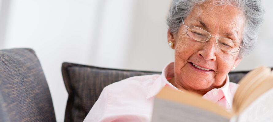 Lezen verkleint de kans op dementie