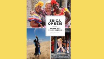 erica op reis boek
